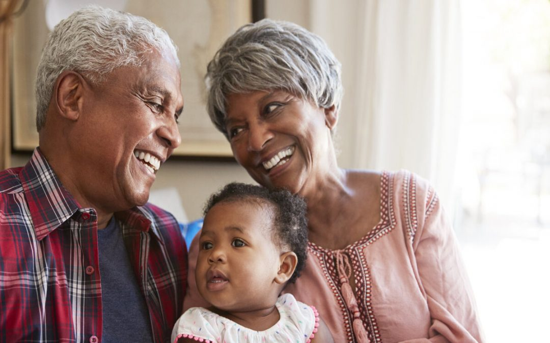 Baby sleep tips for Grandma and Grandpa