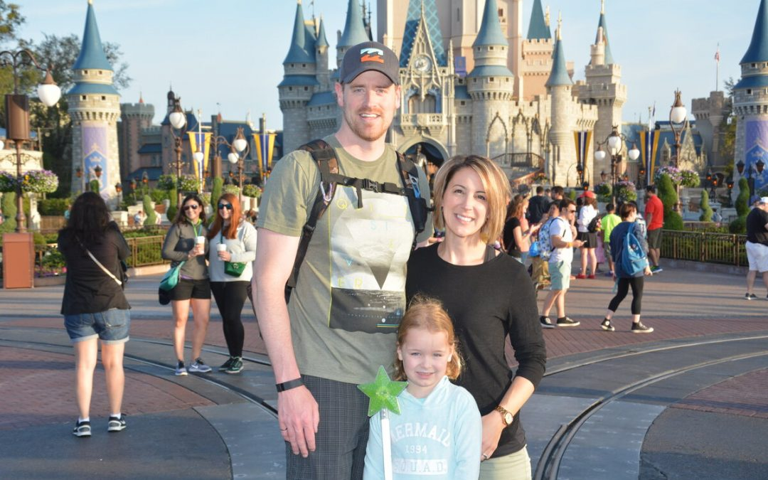 A sleep consultant and a four-year-old take on Disney World