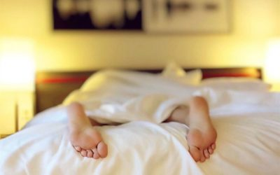 Four sleep tips to help you ring in the new year with healthy rest!