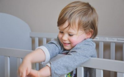 Five tips for managing the crib-climb
