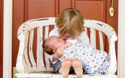 Guest Blog! Your second child: 6 tips to keep in mind for bedtime