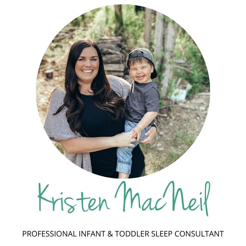 Kristen MacNeil of The Happy Sleep Company