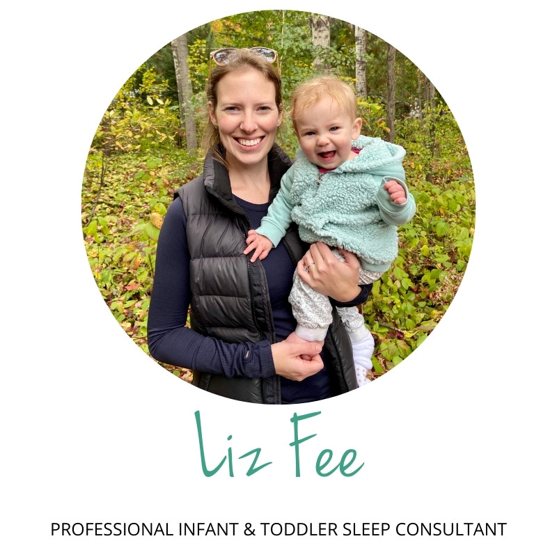 Liz Fee of The Happy Sleep Company